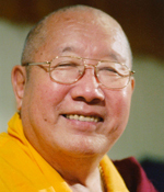 DHARMA KING PENOR RINPOCHE